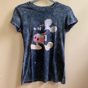 Vintage Disney Couture Mickey Shirt